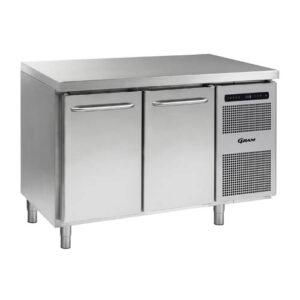 Gram koelwerkbank 345L met 2 deuren | 1289x700x885/950mm - 861400021
