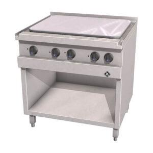MKN Optima 700 elektrische kooktafel met grootkookveld en 4 kookzones - 2123505