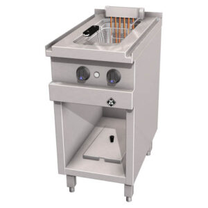 MKN Optima 700 elektrische friteuse 12,5 liter London 1 - 2120321-2120321B