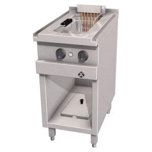 MKN Optima 700 elektrische friteuse 12,5 liter London 1 - 2120321-2120321B