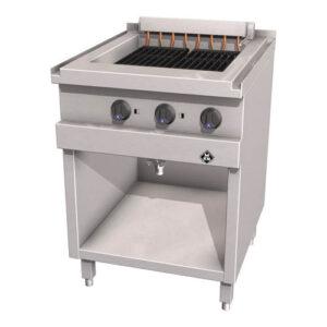 MKN Optima 700 elektrische grill 380x420 mm met infra-rood elementen - 2121501