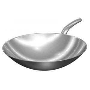 MKN RVS wokpan