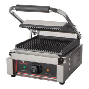 CaterChef contactgrill geribbeld Solo Compact - 688400