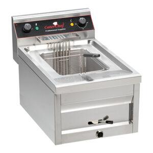 CCaterChef elektrische friteuse 12 liter met aftapkraan - 508112