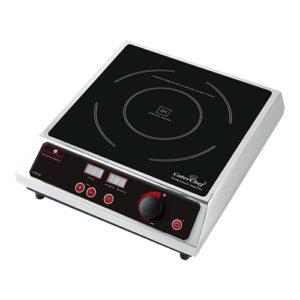CaterChef inductie kookplaat 320x370mm | 230V-2700W - 688066