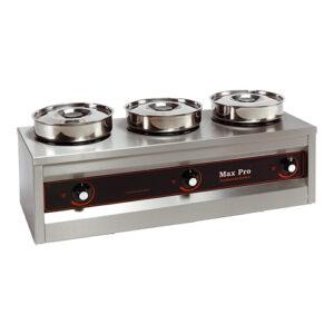 Max Pro hot pot 3x4,5 liter - 921453