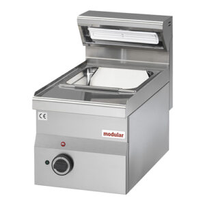 Modular 650 elektrische frites warmhoudunit | FU 65/40 SPE - 316130