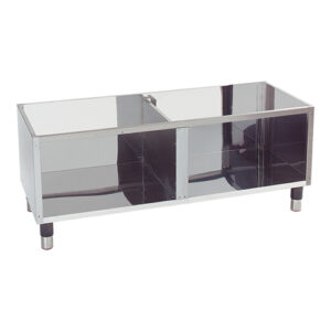 Modular Function 650 RVS onderkast 1400 mm | FU 65/140 B - 316067