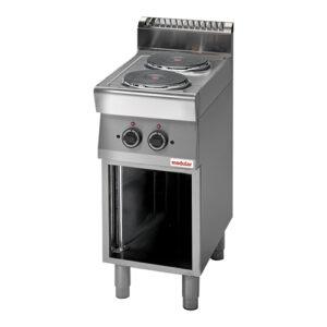 Modular Function 700 elektrische kooktafel met 2 kookplaten | FU 70/40 PCE - 316710