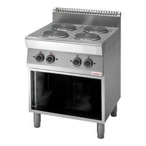 Modular Function 700 elektrische kooktafel met 4 kookplaten | FU 70/70 PCE - 316711
