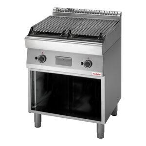 Modular 700 gas lavasteen grill 700x700 mm | FU 70/80 GRL - 316772