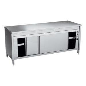 Multinox bordenwarmkast 1400 mm - 3107062