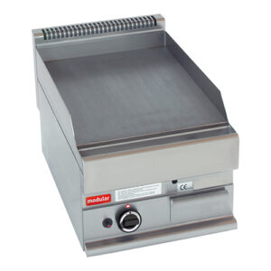 Modular 650 bak/grillplaat 400 mm GAS - 316031