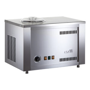 Musso sorbetiere/ijsmachine Professional/Giardino 6 liter - 406003