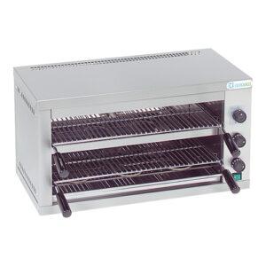 Tecnoinox salamander/toaster 670x340x360 | 2 etages - 502305