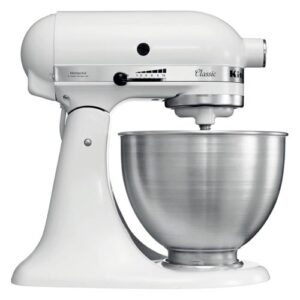 KitchenAid keukenmachine Classic K45 wit - 521004