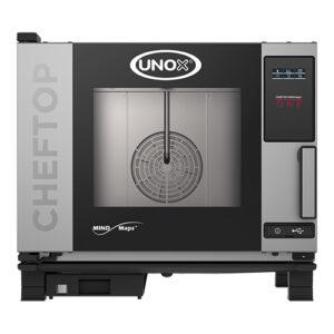 Unox Cheftop combi-steamer 5x2/3 GN | One Compact XECC-0523-E1R - 596231-596233