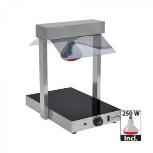 CaterChef keramische warmhoudplaat 1/1GN met warmtebrug - 688600
