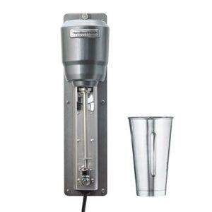 Hamilton Beach milkshaker met RVS beker (wandmontage) | HDM300