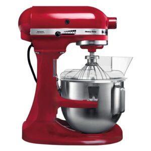 KitchenAid keukenmachine Heavy Duty K5 rood- 521008