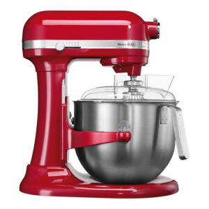 KitchenAid keukenmachine Heavy Duty K7 rood - 521201