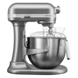 KitchenAid keukenmachine Heavy Duty K7 zilver - 521202