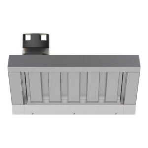 Unox ChefTop afzuigkap voor Compact oven