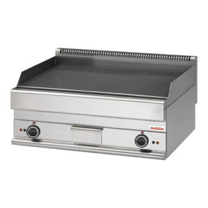 Modular 650 elektrische bak/grillplaat glad FU 65/100 FTE - 316039