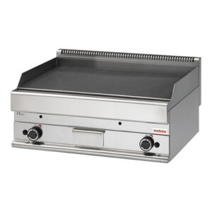 Modular gas bak/grillplaat glad 65/100 FTG - 316040