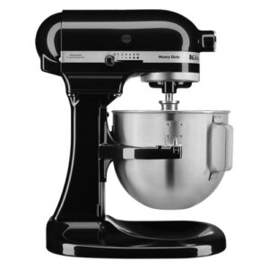 KitchenAid keukenmachine Heavy Duty K5 zwart - 521007