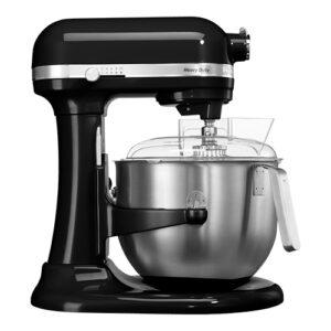 KitchenAid keukenmachine Heavy Duty K7 zwart - 521203