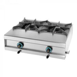 Mach gas kooktoestel met 2 branders - 321202 - 321212