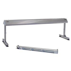 Roband warmtebrug incl. infraroodlamp 1200mm met thermostaat - ROB-0073